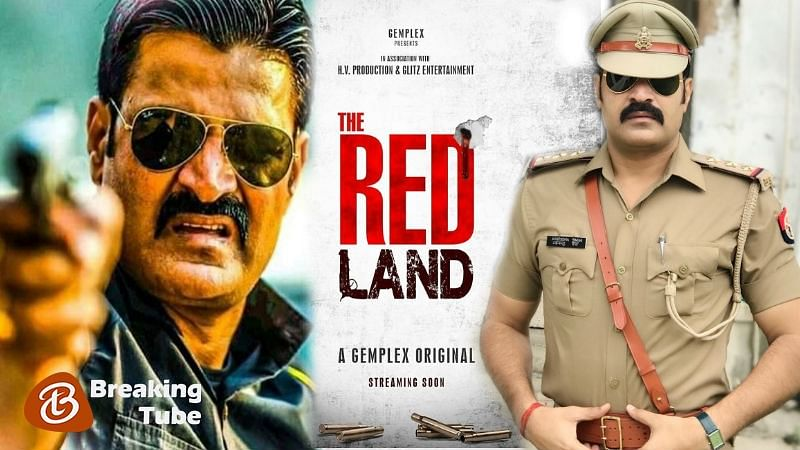 Web Series: The Red Land - power lust galore