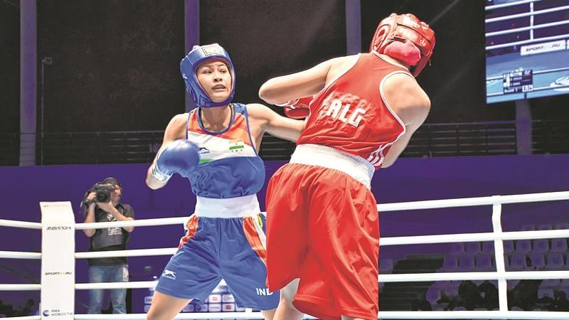 Lovlina Borgohain and Jamuna Boro enter quarters of world Championships