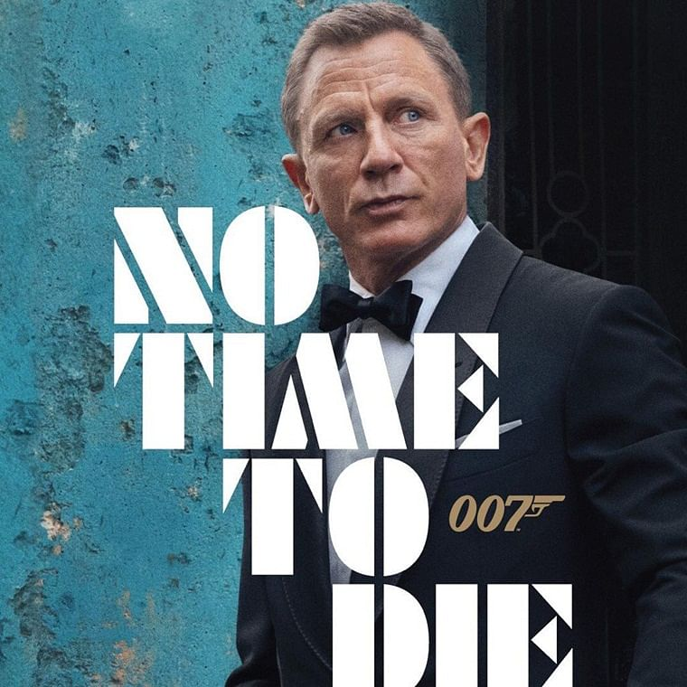 'No Time to Die' first poster: Daniel Craig is back as James Bond 007; film to release on 3 April, 2020