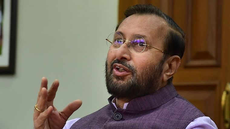 Imran Khan, AAP and Congress speak one language, says Prakash Javadekar