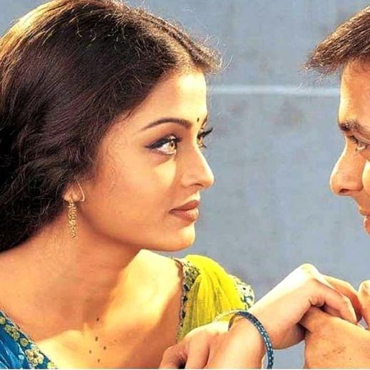 When Aishwarya crowned Salman Khan as the 'sexiest' man in Bollywood