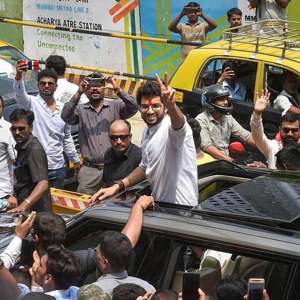 Shiv Sena's Richie Rich richer than father