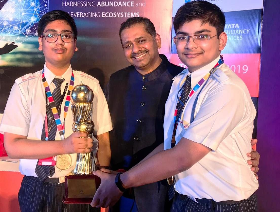 Indore: City students lead in State IT quiz