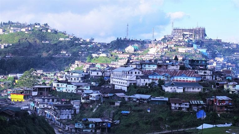 Zunheboto is a town in the state of Nagaland, India