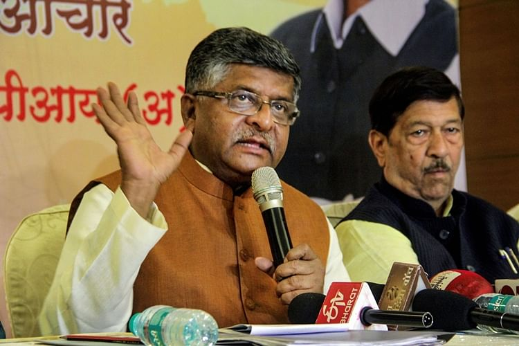 False allegations on Rafale were shameful; Rahul Gandhi, Cong must apologise: Ravi Shankar Prasad