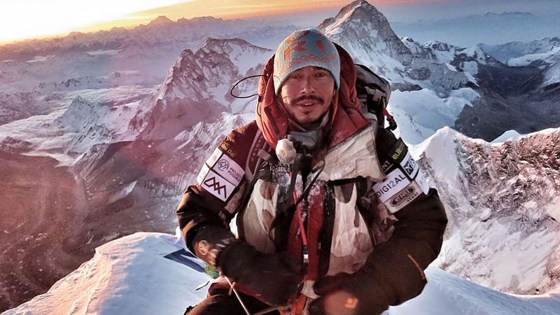 Nepali climber Nirmal Purja scripts history, climbed 14 peaks in 7 months