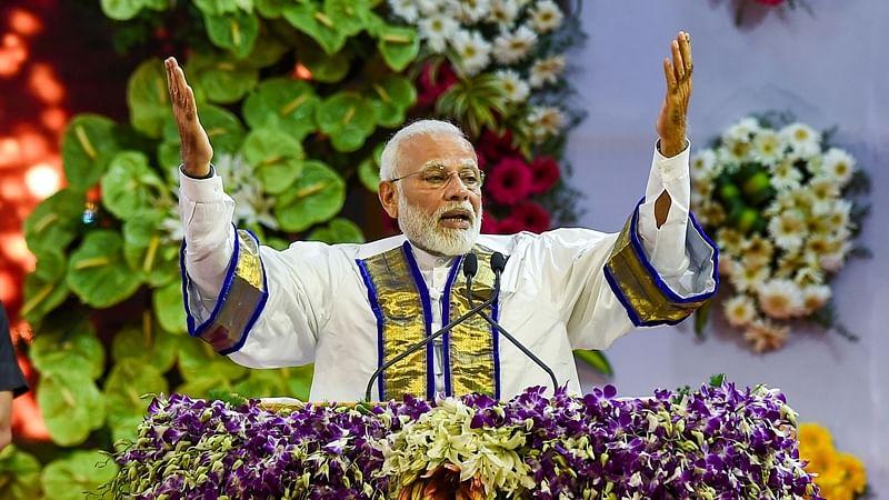 Vande Bharat Express a gift for Vaishno Devi devotees: PM Modi