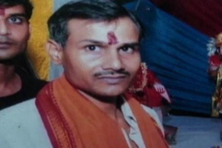 Hindu Samaj Party's president Kamlesh Tiwari