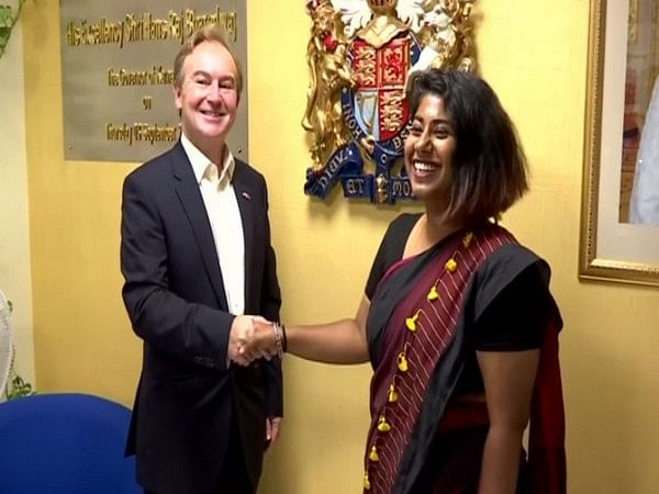 When a journalism student became British Deputy High Commissioner for a day