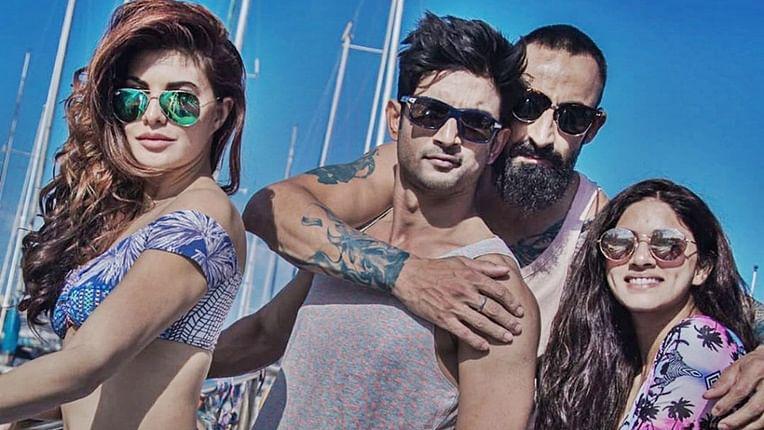 'Drive' new song 'Makhna' has Sushant Singh Rajput, Jacqueline Fernandez romancing in picturesque Israel