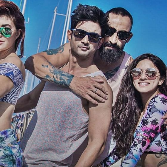 'Drive' new song 'Makhna' has Sushant Singh Rajput, Jacqueline Fernandez romancing in picturesque Israel