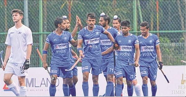 Sultan of Johar Cup: India trounce New Zealand