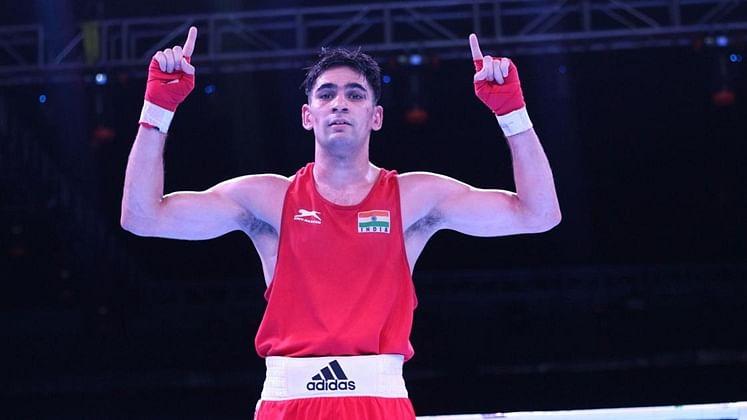 Rohit Tokas stuns Ashish Kumar to reach semis