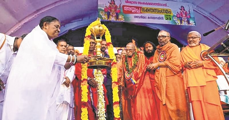 Don't feel Hindu leaders are unsafe in country: RSS leader Bhaiyyaji Joshi