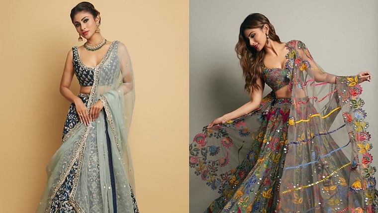 Mouni Roy's magnificent lehengas are the perfect inspo this wedding season