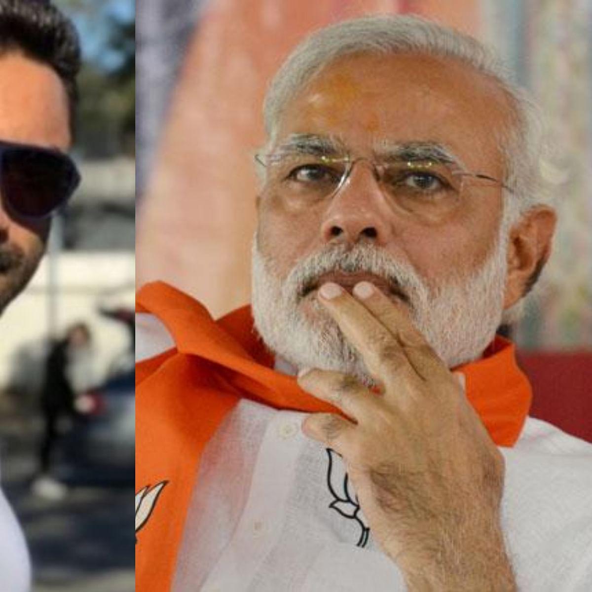Wait, what? Mahika Sharma thinks Ajaz Khan will become India's PM