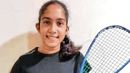 Sarah Vethekar survives scare in Open Squash Championships