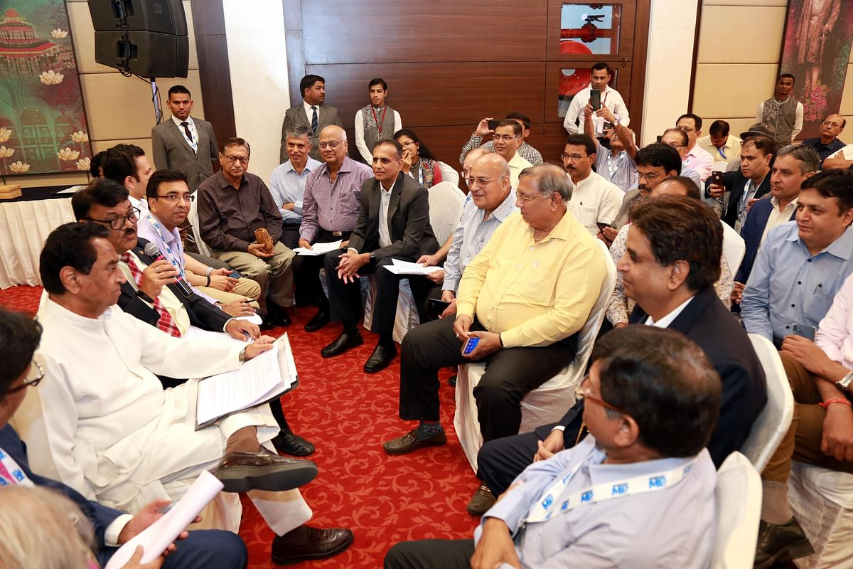 Indore: Nath assures industrialists of redressing problems