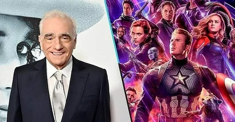 Martin Scorsese clarifies: Marvel is different from films that are shown normally in theatres