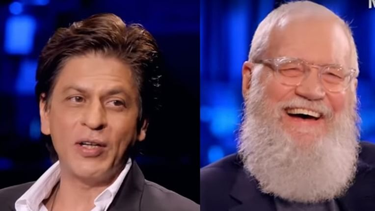 Indians are Googling 'procreate' after Shah Rukh Khan says it on Netflix show with David Letterman