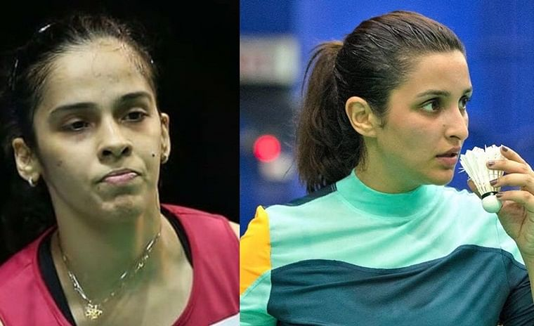 Saina Nehwal sends 'best wishes' to Parineeti Chopra for her biopic