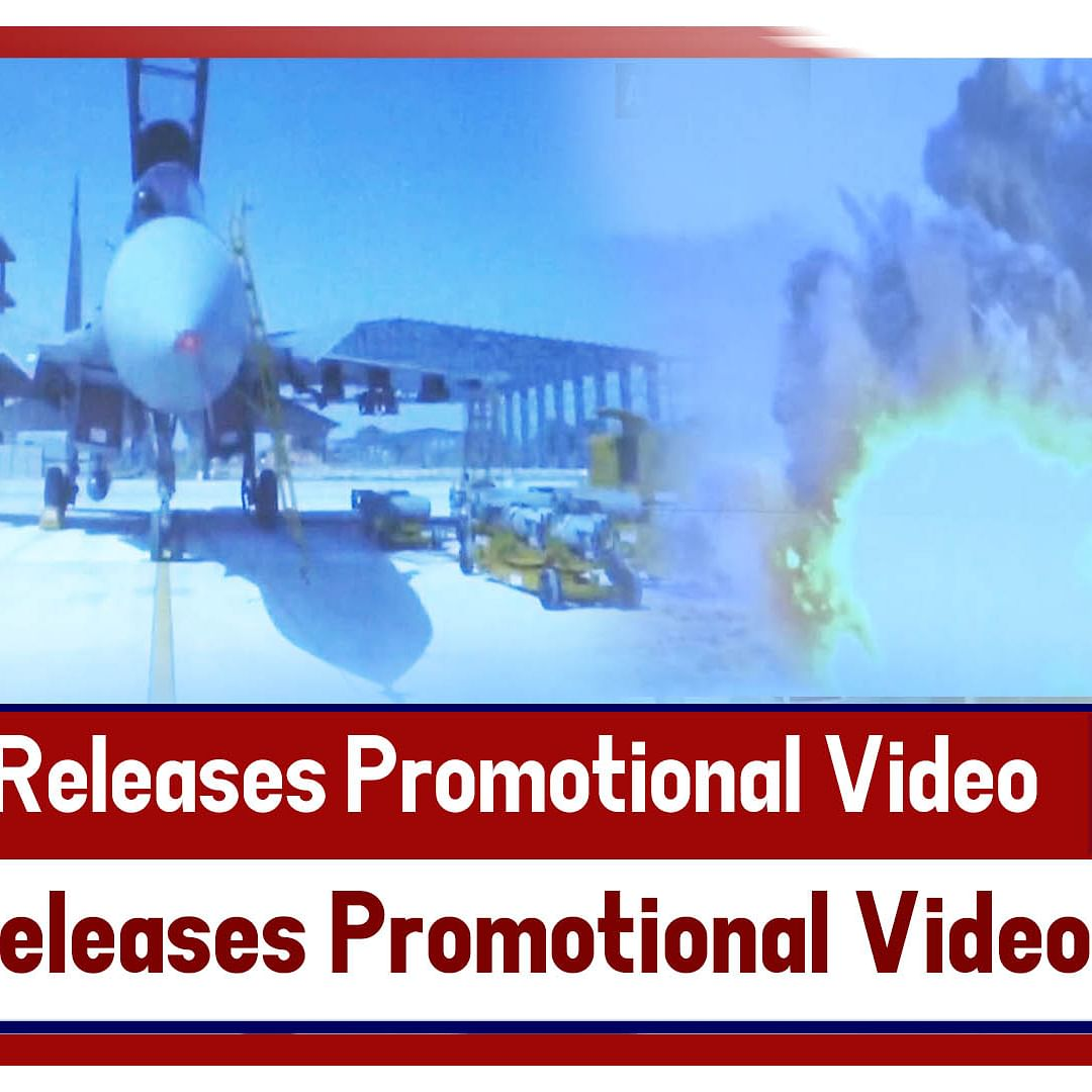 IAF Releases Promotional Video - Balakot Airstrikes Important Milestone For Air Force