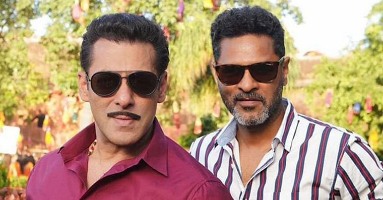When Salman Khan spoke Tamil and Prabhu Deva thought he was speaking a foreign tongue