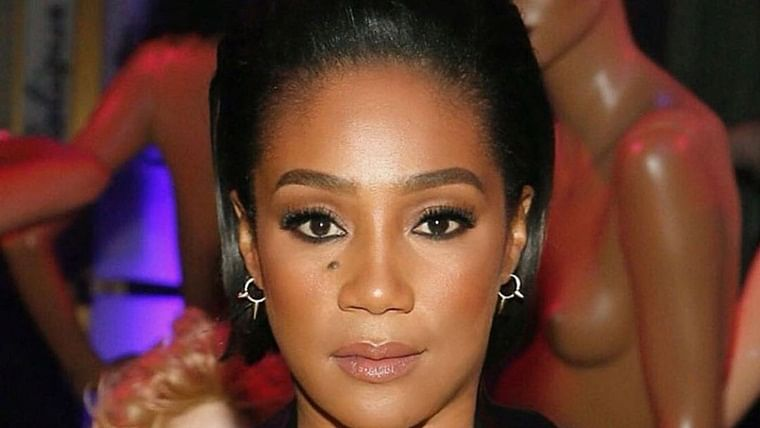 Tiffany Haddish hits back at rapper Chingy for denying they hooked up