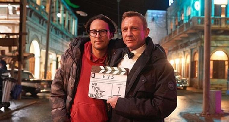 It's a wrap for James Bond's 'No Time To Die'