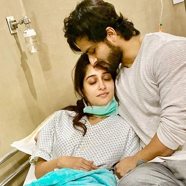 'Sasural Simar Ka' actress Dipika Kakar hospitalised, husband prays for speedy recovery