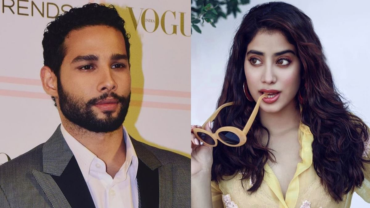 Janhvi Kapoor and Siddhant Chaturvedi as lead pair in 'Bunty Aur Babli 2'?