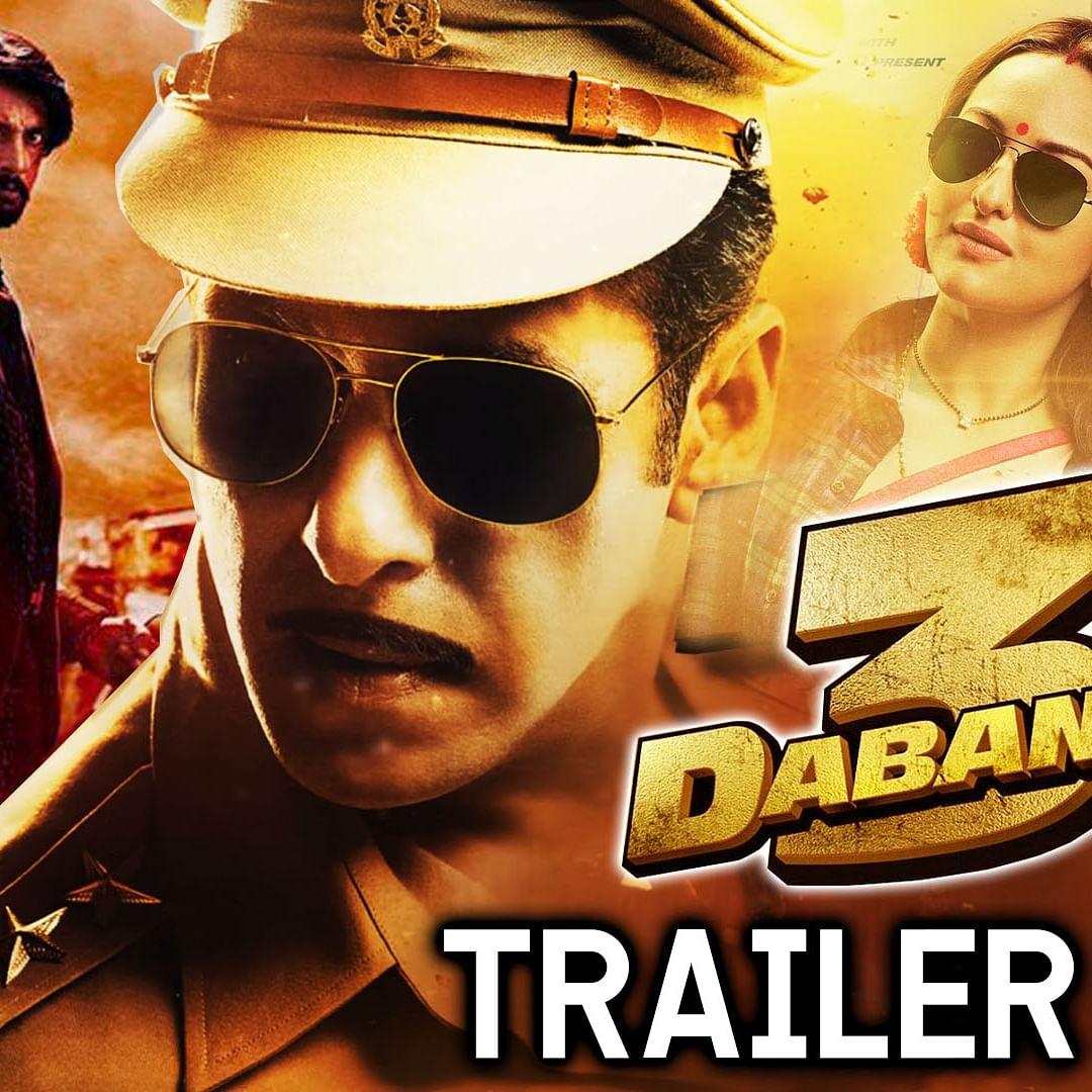 Dabangg 3: Official Trailer Out | Salman Khan, Sonakshi Sinha, Prabhu D | Release On This Christmas