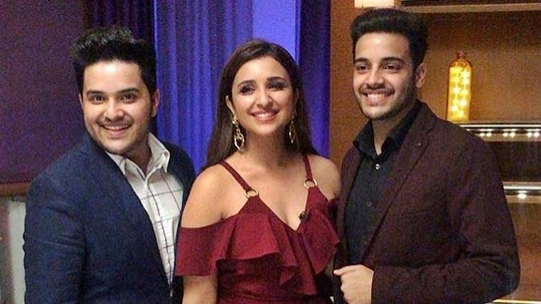 On Bhai Dooj, Parineeti Chopra shares an adorable post for brothers Sahaj and Shivang