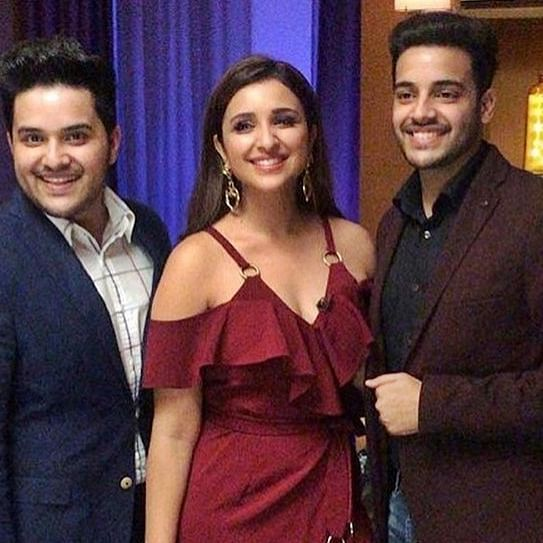 On Bhai Dooj, Parineeti Chopra shares an adorable post for brothers Sahaj and Shivang