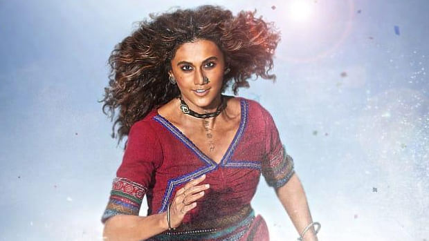 Taapsee Pannu to undergo intense transformation for 'Rashmi Rocket'