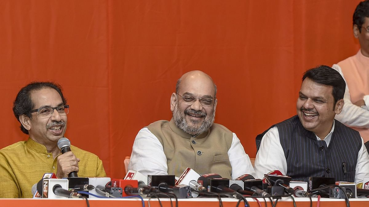 Maharashtra and Haryana Exit Polls 2019 Live Updates: All exit polls predict crushing majority for BJP-Sena combine