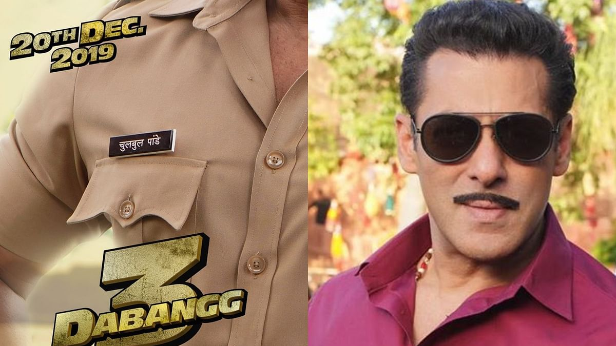 Hello Chulbul Pandey! Salman Khan drops new teaser for 'Dabangg 3'