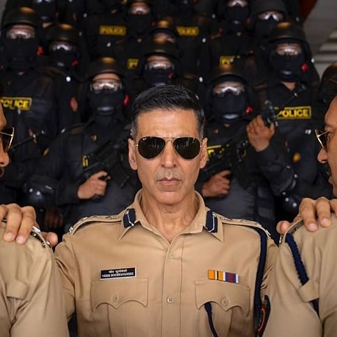 Akshay Kumar's 'Sooryavanshi' to release on Gudi Padwa, will be screened 24/7 in Mumbai