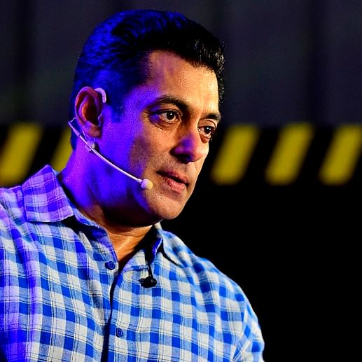 Salman Khan has an important message for his fans on the occasion of Gandhi Jayanti