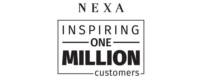 Maruti Nexa touches one million sales milestone