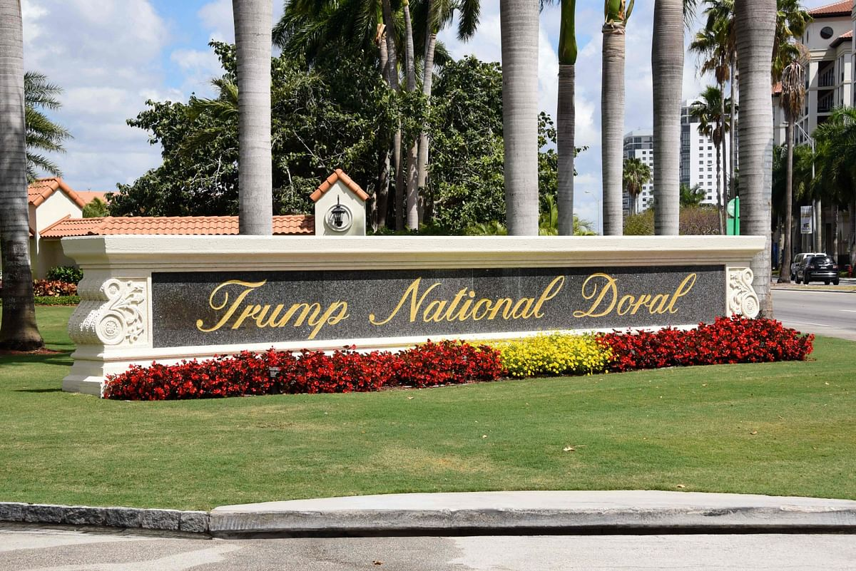 Donald Trump scraps plan to host G-7 at his Doral golf resort