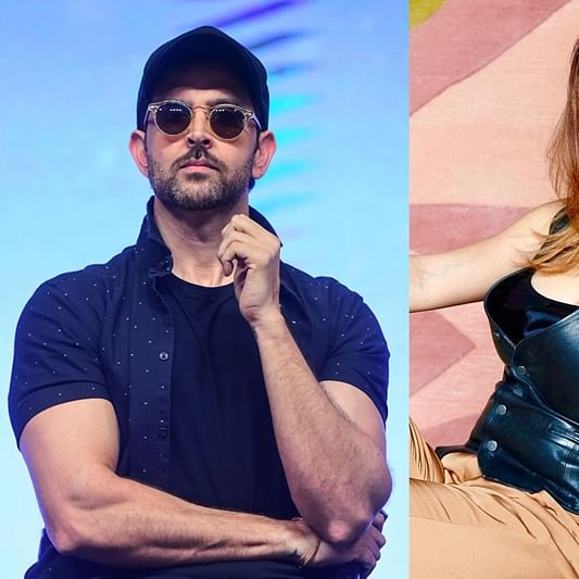 This picture of Hrithik Roshan is making ex-wife Sussanne Khan go 'Ufff'