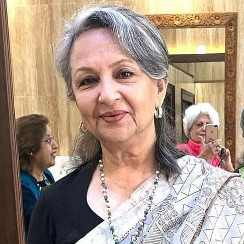 Pushpa, I hate tears: Sharmila Tagore says, Indians love to see actors crying on screen