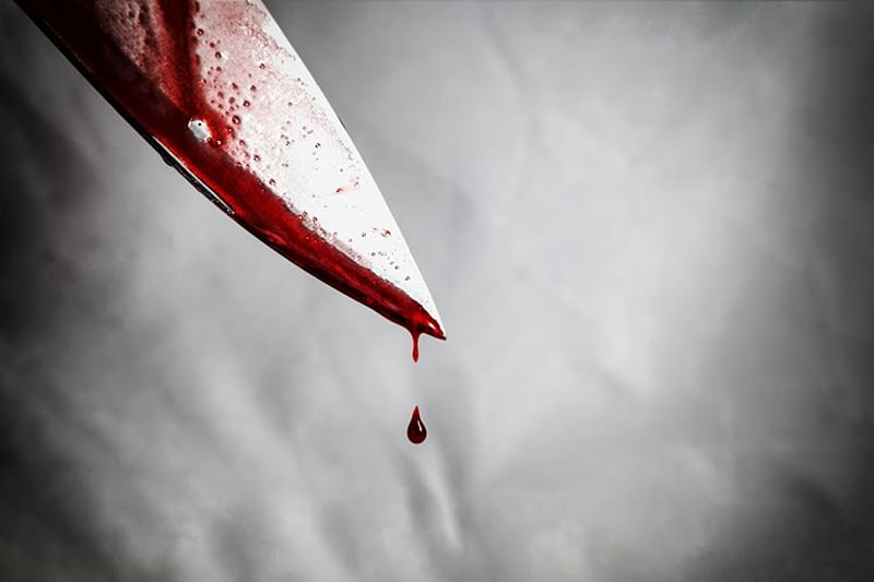 Youth stabs girlfriend, jumps to death at Malad
