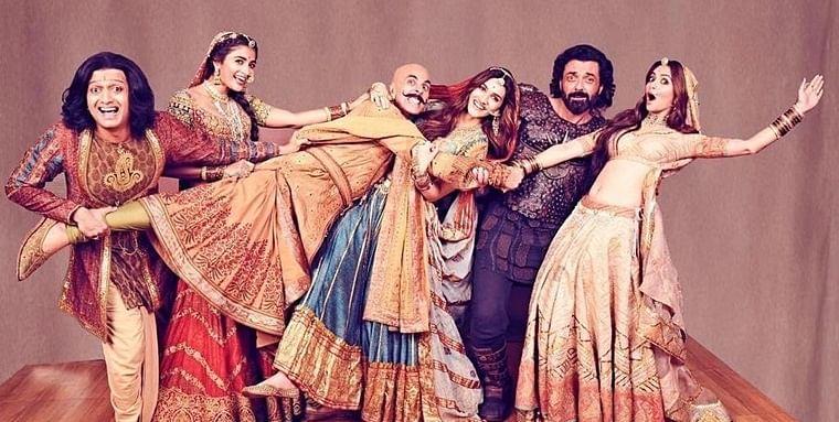 Housefull 4 - a haggard circus even Akshay Kumar can't save