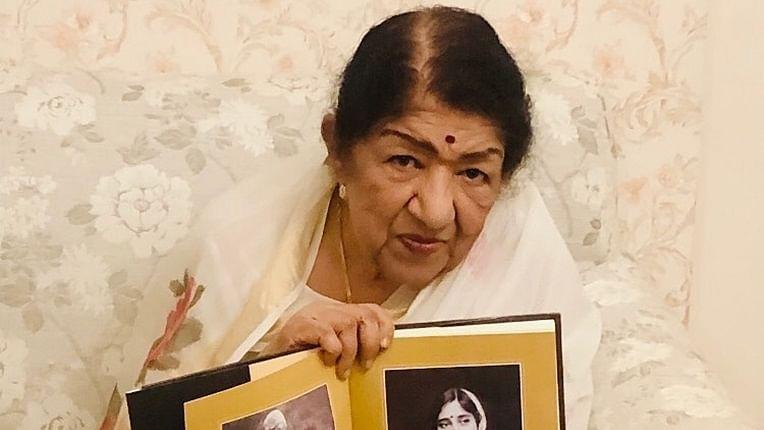 'Music Legend' Lata Mangeshkar joins Instagram after 90th birthday