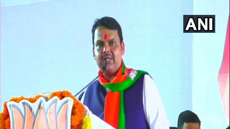 Congress, NCP have accepted their defeat: Devendra Fadnavis