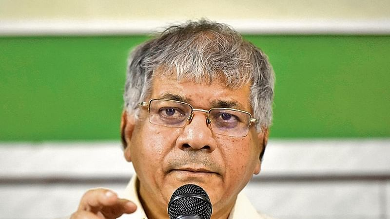 CM Uddhav Thackeray yielded to Centre's pressure, says Prakash Ambedkar