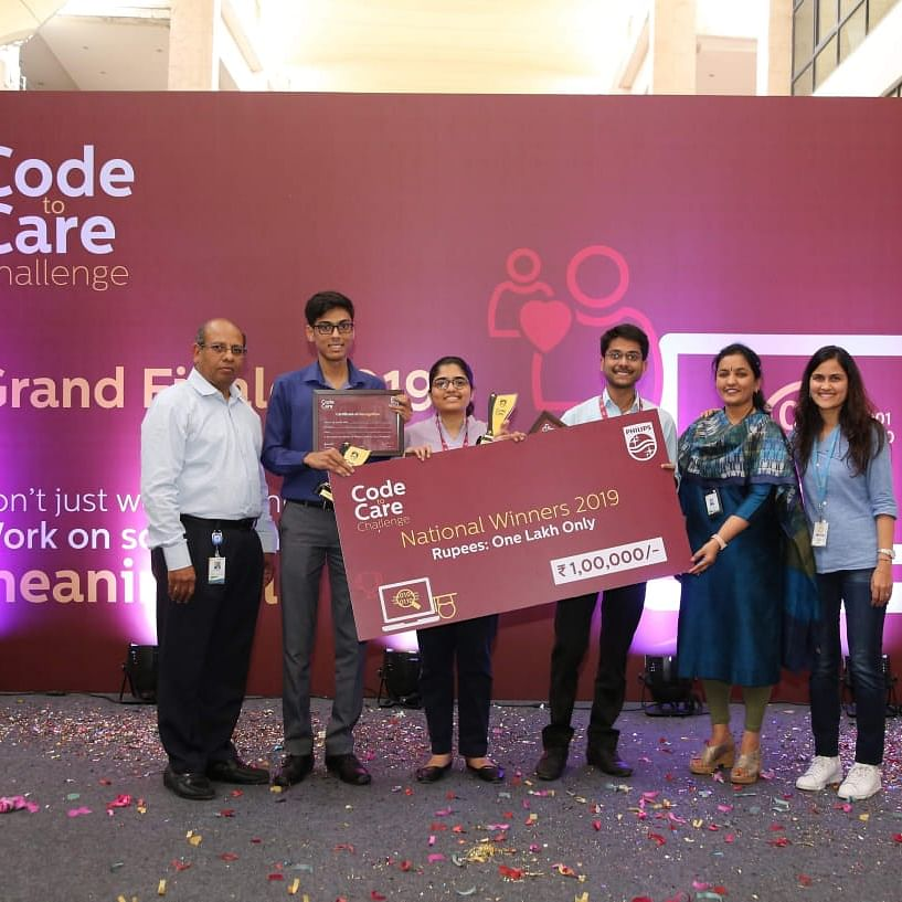Indore: Using AI to tackle menstrual problems; SGSITS students win national competition