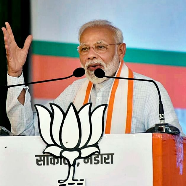 Mahabalipuram makes PM Modi a poet again